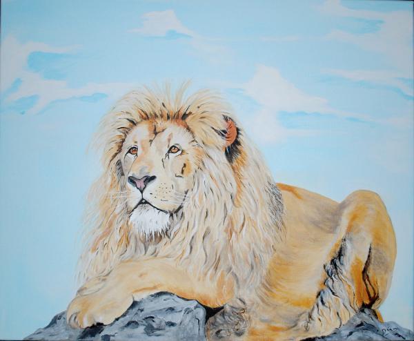 Lion King por Bea